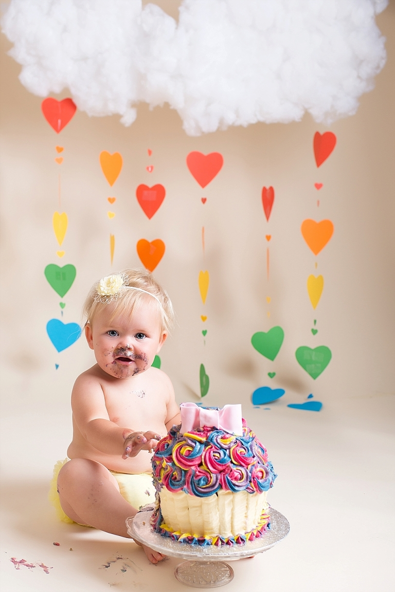 Cake Smash Bath Bristol Somerset Smash and Spash Session