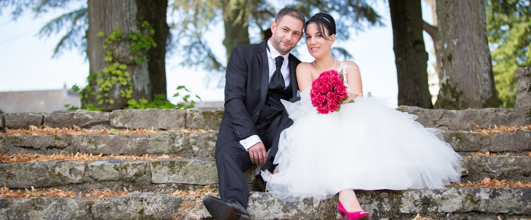 Wedding photographer Angers France